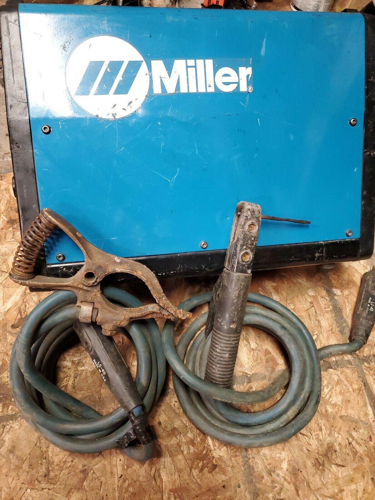Miller CST 280 907244011 Stick Welder. Available Now for 1500.00