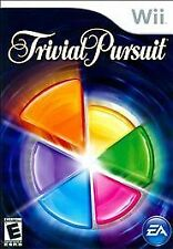 Trivial Pursuit WII! CLASSIC TRIVIA BOARD GAME! FUN FAMILY PARTY NIGHT!