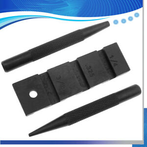 3x Pocket Breaker Chainsaw Chain Repair Tool For Breaker Joiner High Quality