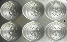 Jack o Lantern Pumpkin Halloween Minicake Cake Pan from Wilton #1040