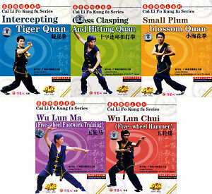 Chinese-Traditional-Martial-Arts-Cai-Li-Fo-Kungfu-Series-by-Liang-Naizhao-5DVDs