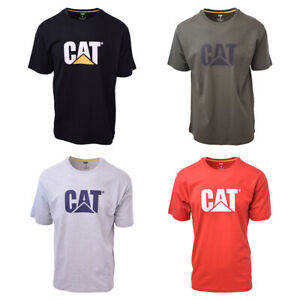 Caterpillar-Men-039-s-TM-S-S-T-Shirt-S02