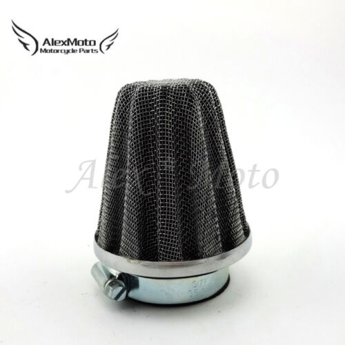 Performance 42mm Air Filter Pod For GY6 150cc Moped Scooter ATV Quad Pit Dirt