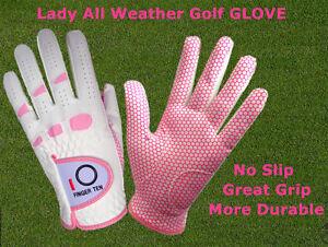 Golf-Glove-Women-Ladies-Left-Right-Hand-Pack-Lh-Rh-Medium-Large-Grip-Fit-US-M-L