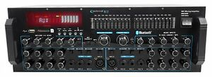 Technical-Pro-MM3000-Powered-Bluetooth-Microphone-Mixer-Amplifier-Amp-SD-USB