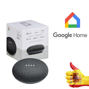 ALTAVOZ-GOOGLE-HOME-MINI-CARBON-GREY