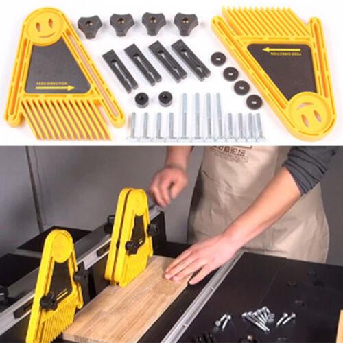 Featherboards Druckkamm für Tischsägen Tabellen Router Holzarbeiten DIY Werkzeug