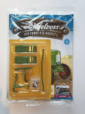 Dieselross Der Fendt F15 Bausatz Nr.1  Neu  mit Heft