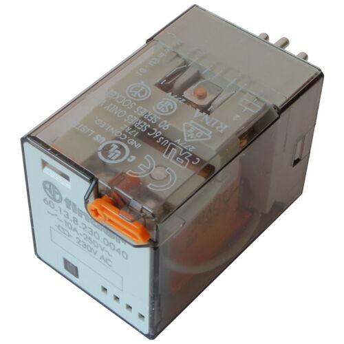 Buscador de 24 voltios 8 Amp Relé de CA DPCO popular en los controles de la Caldera 1st Class Post