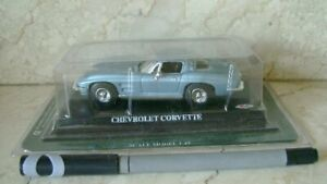 Del-Prado-1-43-Chevrolet-Corvette-Car-Collection-Diecast