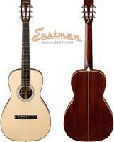 Eastman E20 Parlor Traditional Flattop Acoustic Guitar - Authorized Dealer