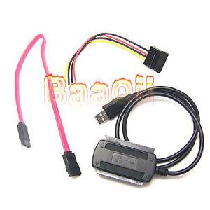 "2.5/"" 2.5inch Hard Drive sata to mini B 5Pin usb socket convert card mobile hdd"