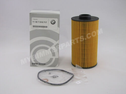4.6is 11427510717 E38 740i 740iL E53 X5 4.4i BMW Genuine Oil Filter E39 540i