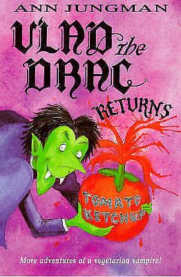 Good, Vlad the Drac Returns, Jungman, Ann, Book
