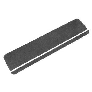 DEFECTIVE-Black-Non-Slip-Stair-Treads-Glow-In-Dark-10-pack-6-034-x-24-034-work-perfe