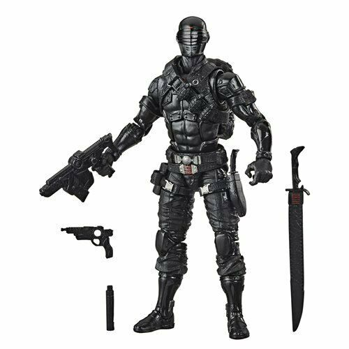de USA Pré-commande G.I JOE classées Série 6 pouces Snake Eyes figurine