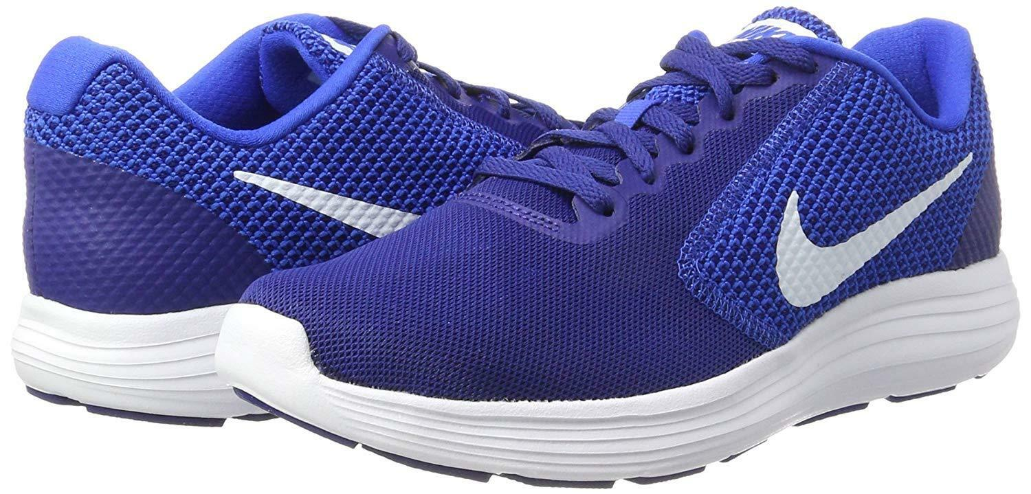 Men's Nike Revolution 3 Running shoes, 819300 407 407 407 Multi Sizes Deep Royal bluee W 7066a5