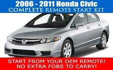 PREMIUM Honda Civic Remote Start Starter Complete Kit 2006-2011  - No extra fob!