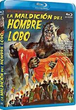 CURSE OF THE WEREWOLF (1961 Oliver Reed) -  Blu Ray - Sealed Region free