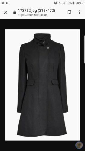 8r Trekk Brand Women Coat Next Neck New xYCqw7g