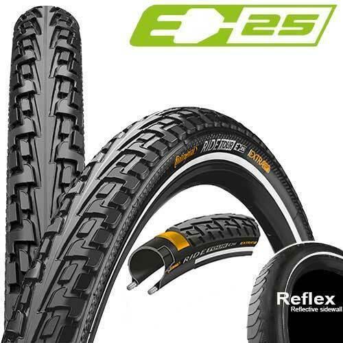27,5×2,10″ Continental RIDE Tour Fahrrad Reifen //// 54-584 650B