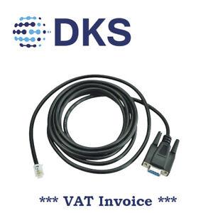 Details about Keyence KV KZ RS232 PLC Programming Cable PC-KV KV16/48/300  001262