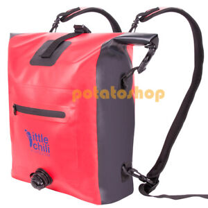 Image is loading 25L-Dry-Bag-Large-Inflatable-Floating-Backpack-Waterproof- b3a947707a604