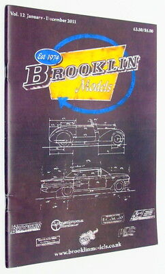 Details about  /118K Catalogue Brooklin Collection 1990 # 12 Pages