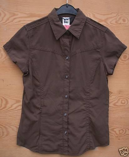 The North Gesicht DaSieBlause Ws S S Sequoia Shirt, Gr. S