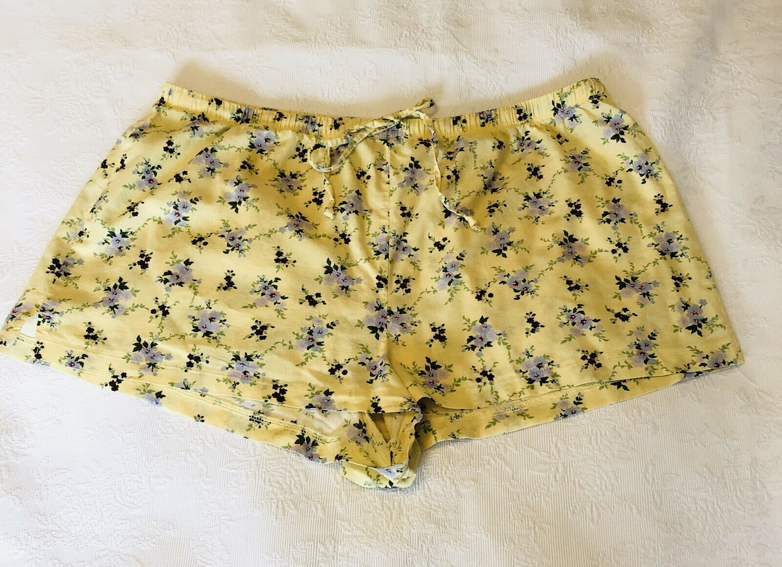 Vintage American Eagle Outfitters Lounge Yellow F… - image 9