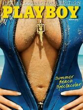 Playboy Magazine March 2014 Summer Beach Spectacular Brand New Factory Sealed