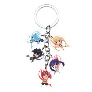 Anime-Fairy-Tail-Keychain-Pandent-Keyring-Cosplay-Collectable-Key-Chain-Trend