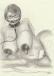Hentai Zeichnung