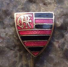 Antique Clube de Regatas do Flamengo Brazil Football Soccer Team Club Pin Badge