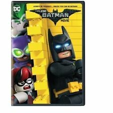 The LEGO Batman Movie (DVD 2017) NEW*Animation*