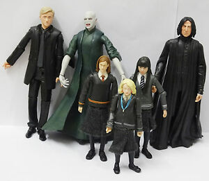 Harry-Potter-GINNY-WEASLEY-CHO-CHANG-DRACO-MALFOY-Lord-Voldemort-SEVERUS-SNAPE