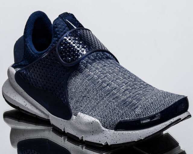 Nike Sock Dart Premium SE Mens Navy Casual Lifestyle Sneakers Shoes 859553 400