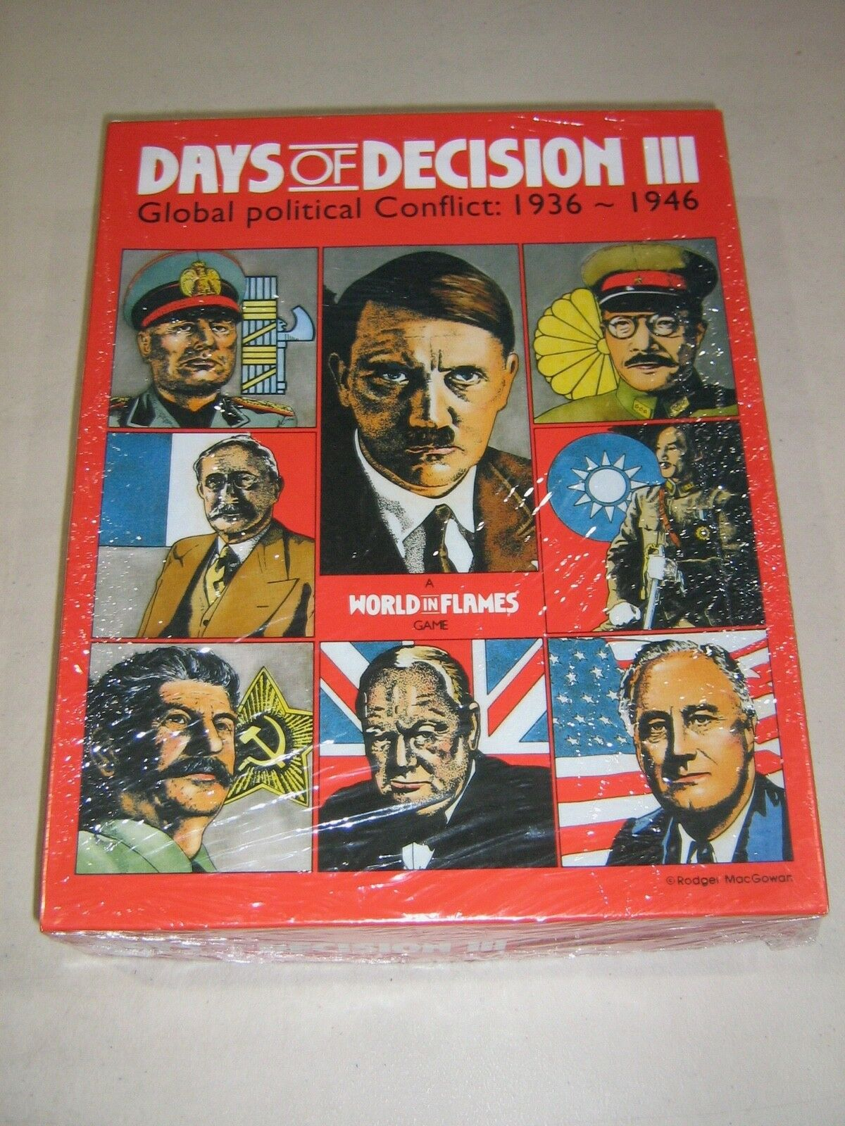 Days of Decision III  Global Political Conflict 1936-1946 (New)