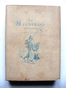 LES-AVENTURES-ROMANESQUES-D-039-UN-COMTE-D-039-ARTOIS-GEORGES-HURTREL-1883