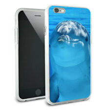 Dolphin Underwater Ocean - Scuba Diving Hybrid Case for iPhone 6 6s Plus