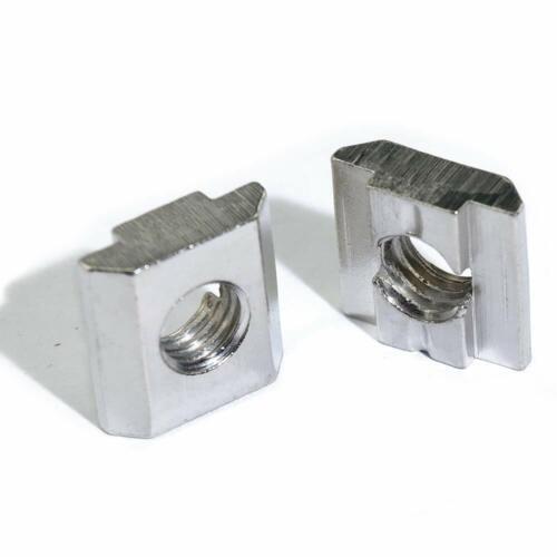 3030 intrusions Slot 8 mm M4//M5//M6//M8 T-écrou Coulissant Pour Aluminium extrusion profil