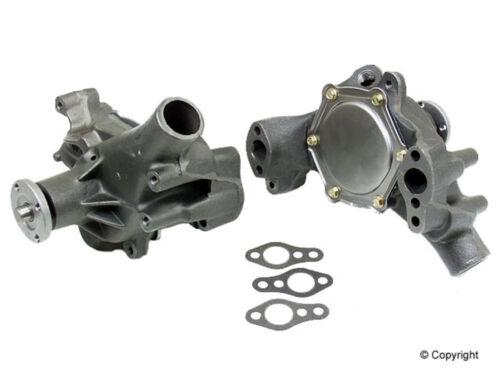 Engine Water Pump-GMB WD EXPRESS 112 09018 630