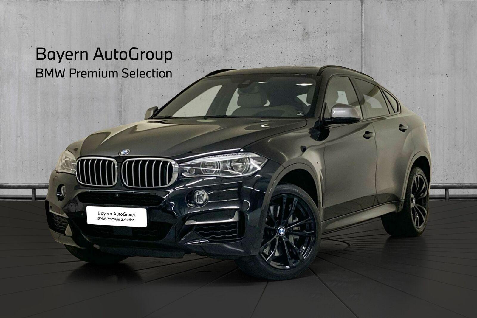 BMW X6 3,0 M50d xDrive aut. 5d - 5.795 kr.