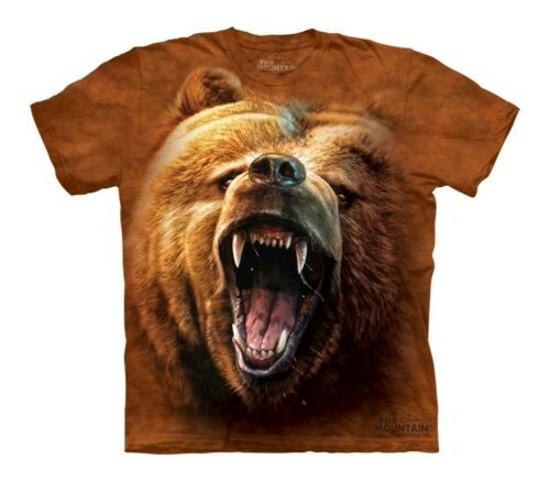 GRIZZLY GROWL Youth T-SHIRT #153526  sizes L-XL