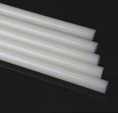 "US Stock 15pcs 5mm x 5mm 13/"" Long Clear Acrylic Triangle Shaped Rod PMMA Bar"