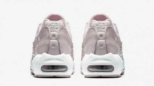Nike Air Max 95 SE Glitter Shoes At0068 600 Particle Rose Womens Size 5.5