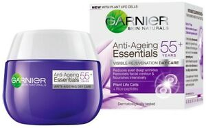 GARNIER-Anti-Ageing-Essentials-DAY-Face-Cream-55-Anti-Wrinkles-50ml