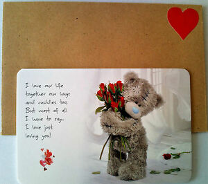 ME-TO-YOU-I-Love-Our-Life-Together-Our-Hugs-And-KEEPSAKE-CARD-amp-ENVELOPE-03