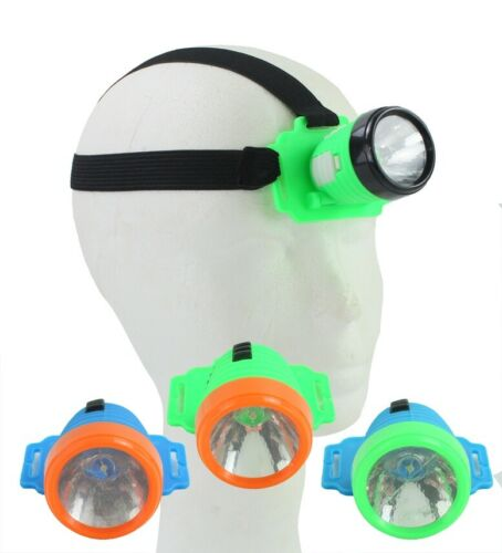 Nuevo 1 x niños exploradores frente lámpara investigadores niños frente lámpara