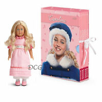American Girl Book Caroline Boxed Set & Mini Doll Board Game 6 Paperback